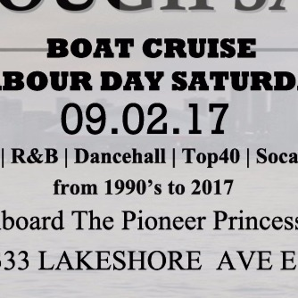 ENOUGH SAID Labour Day Long Weekend End Boat Cruise