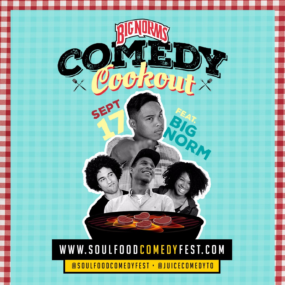 Big Norm's Comedy Cookout (2017 Soul Food Comedy Festival)