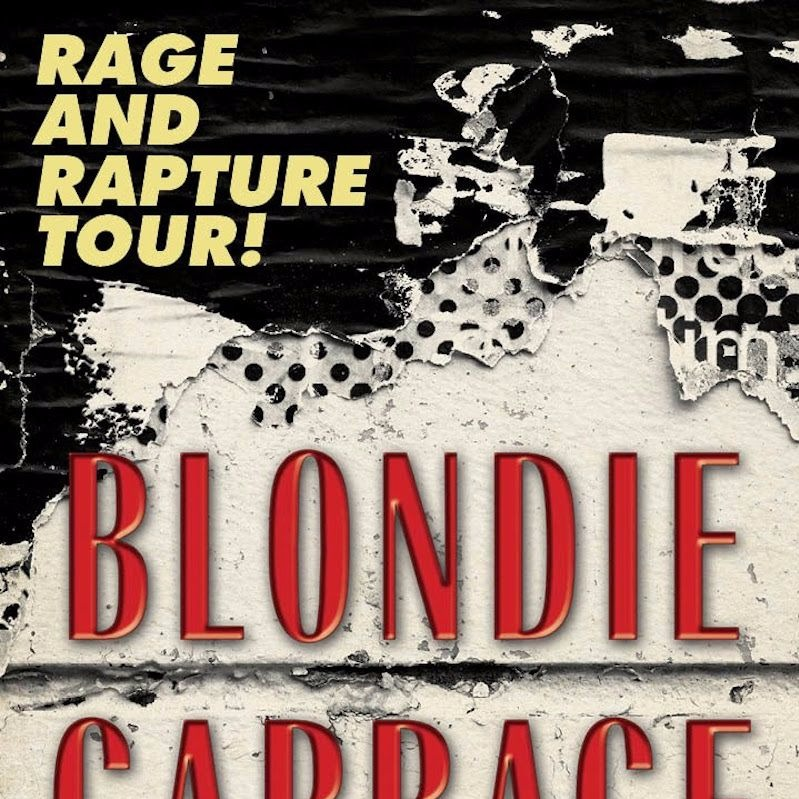 Blondie & Garbage: Rage And Rapture Tour at Pearl Concert Theater