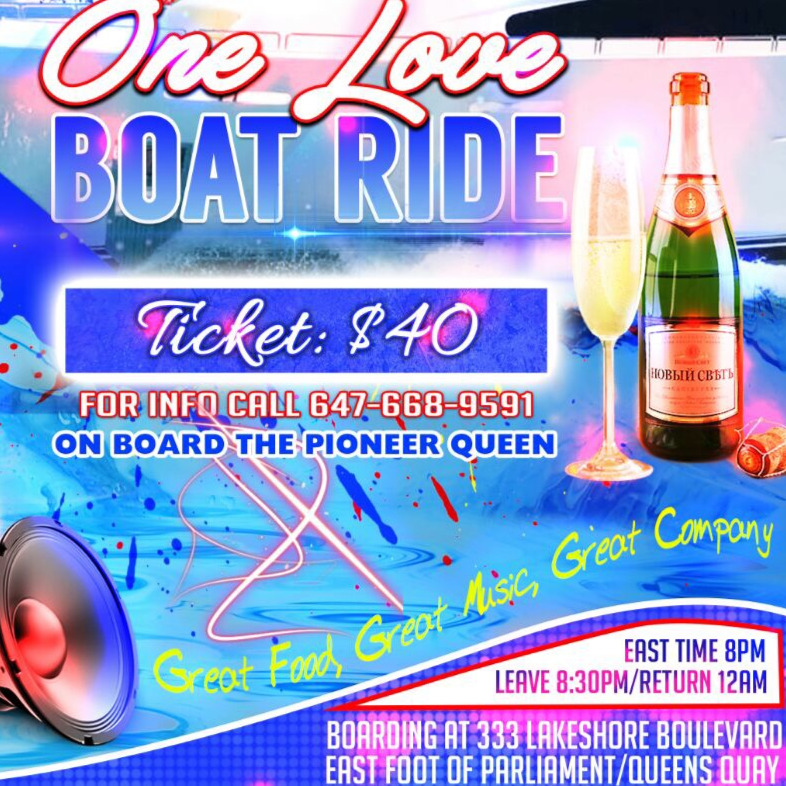 One Love Boat Ride