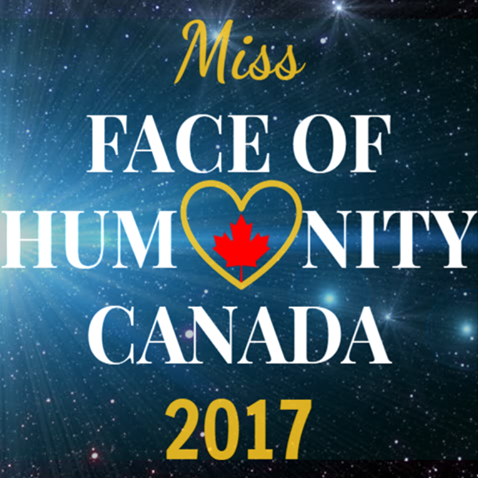 Miss Face Of Humanity Canada Show