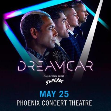 Dreamcar at Phoenix Concert Theatre