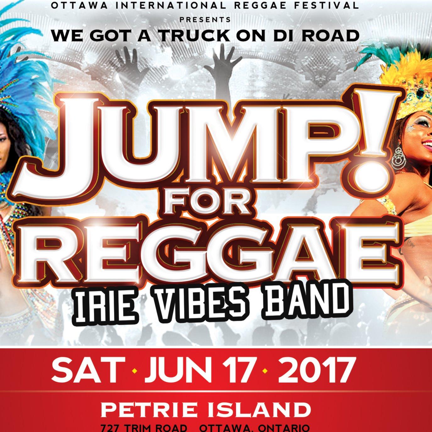 JUMP! For Reggae