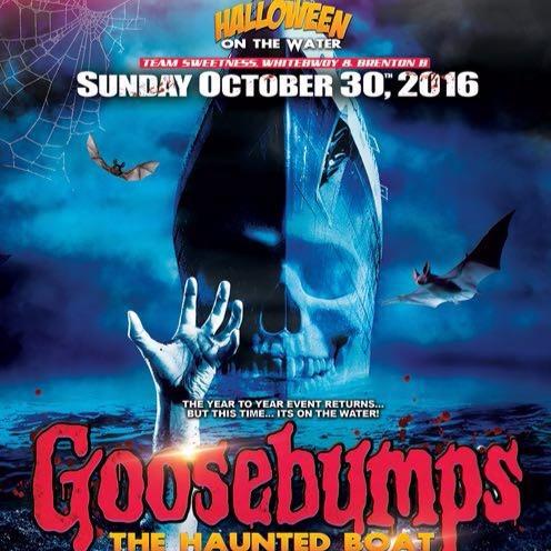 GOOSEBUMPS - The Haunted Boat