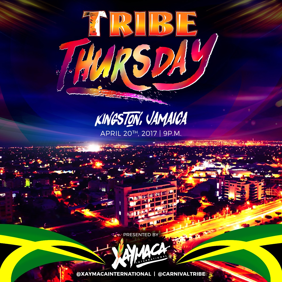 TRIBE Thursday Jamaica 2017
