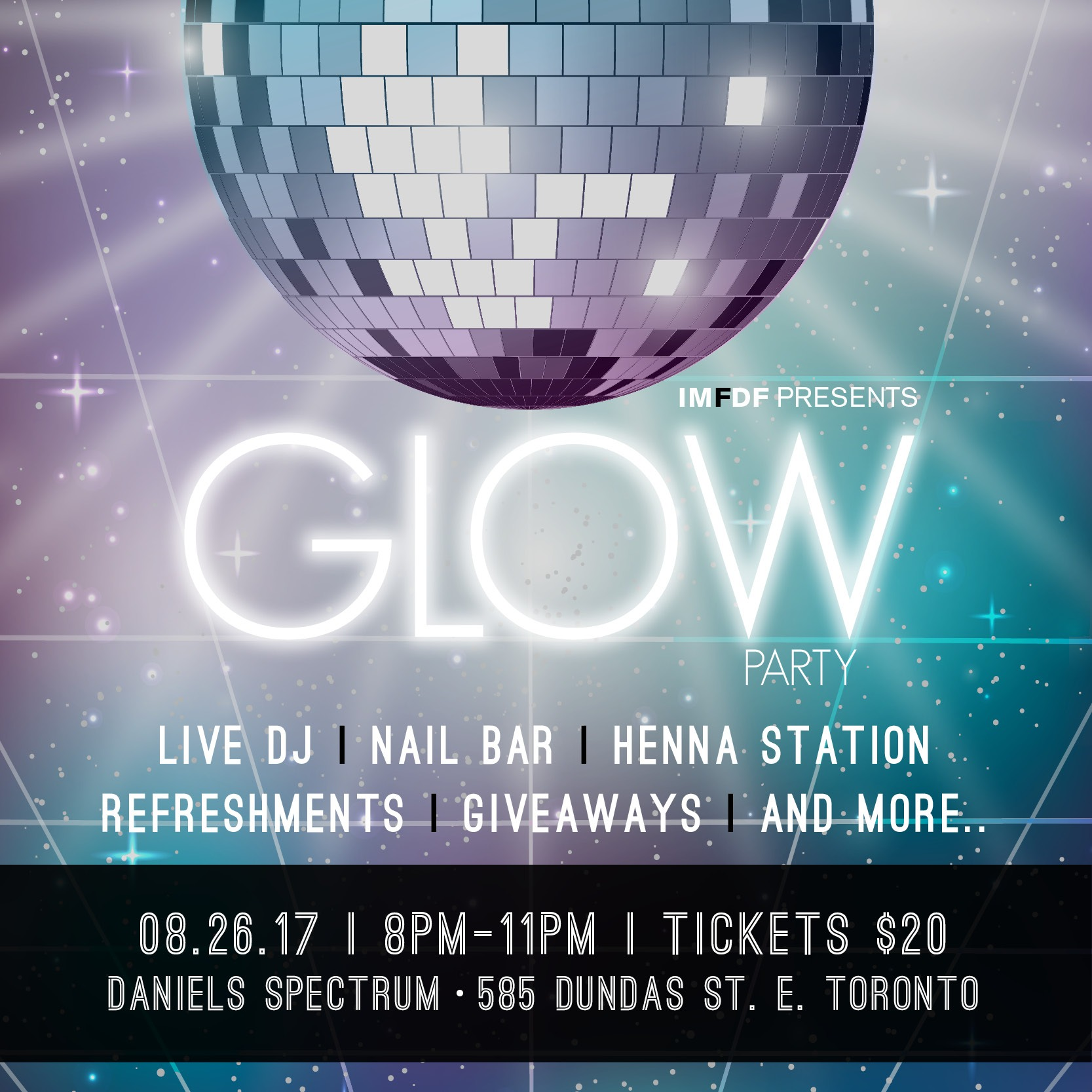 GLOW | After Party