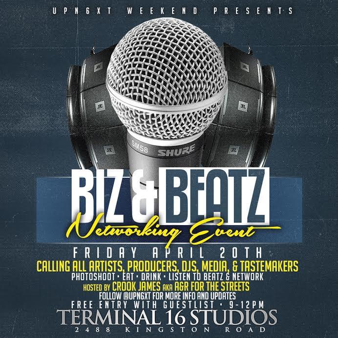 Biz & Beatz Network Event