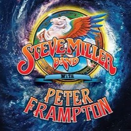 Steve Miller Band with Peter Frampton at Budweiser Stage