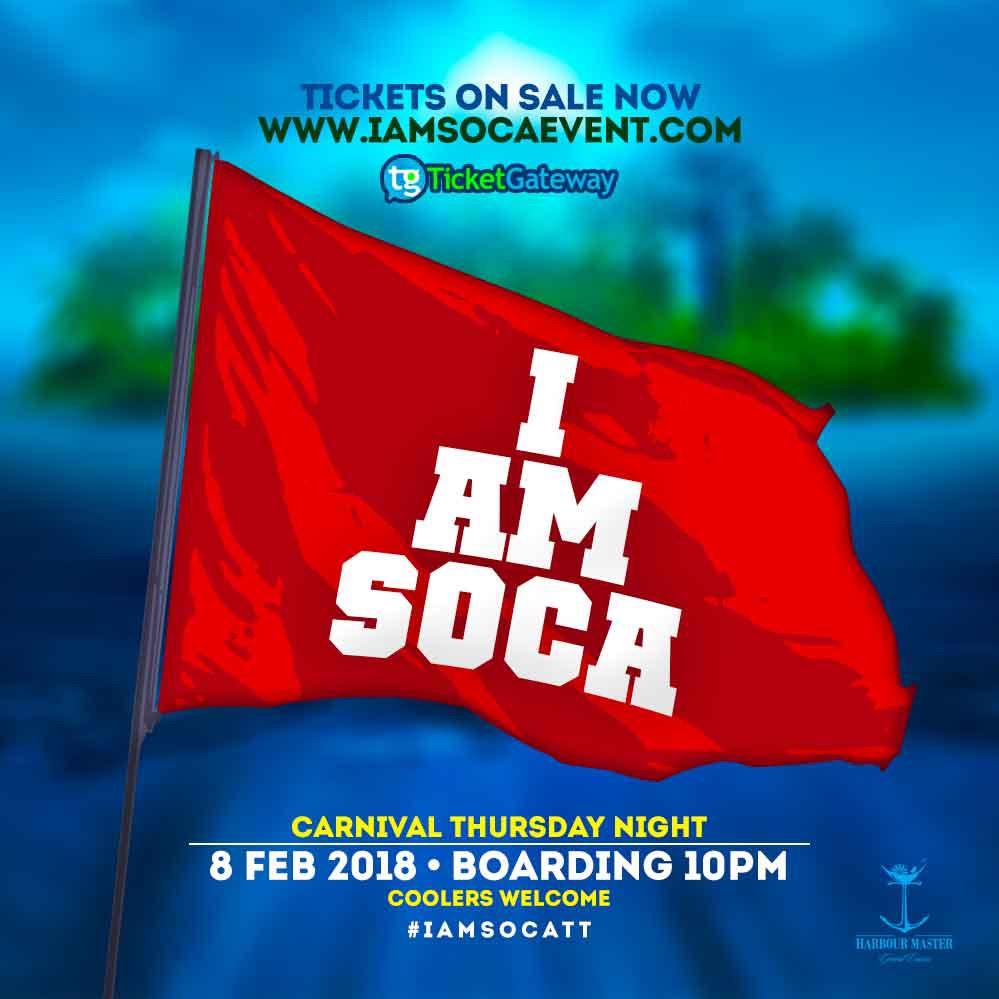 I AM SOCA TT - Cooler Cruise
