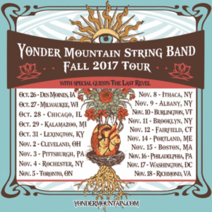 Yonder Mountain String Band Lees Palace