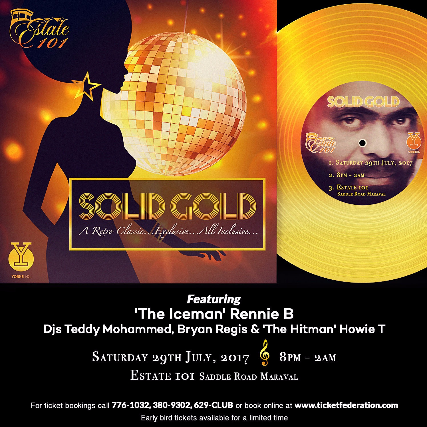 Solid Gold - All Inclusive