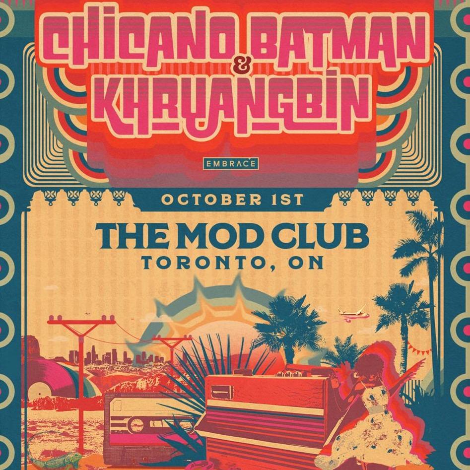 Chicano Batman at The Mod Club Theatre