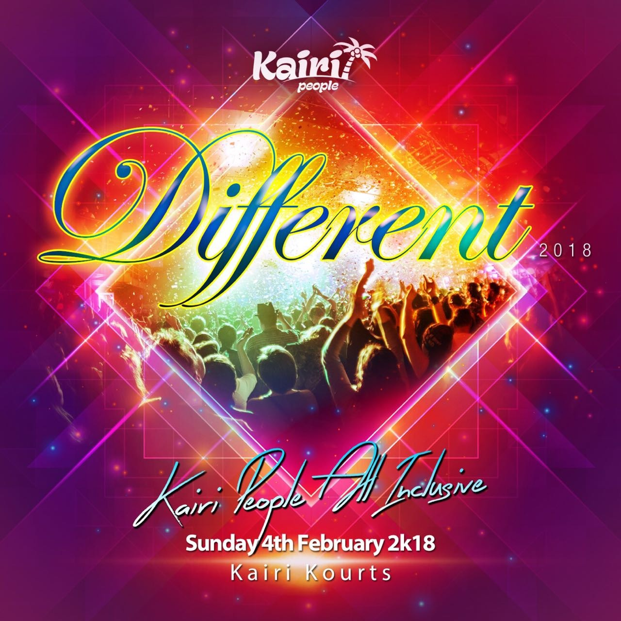 Kairi People - Different - All Incl.