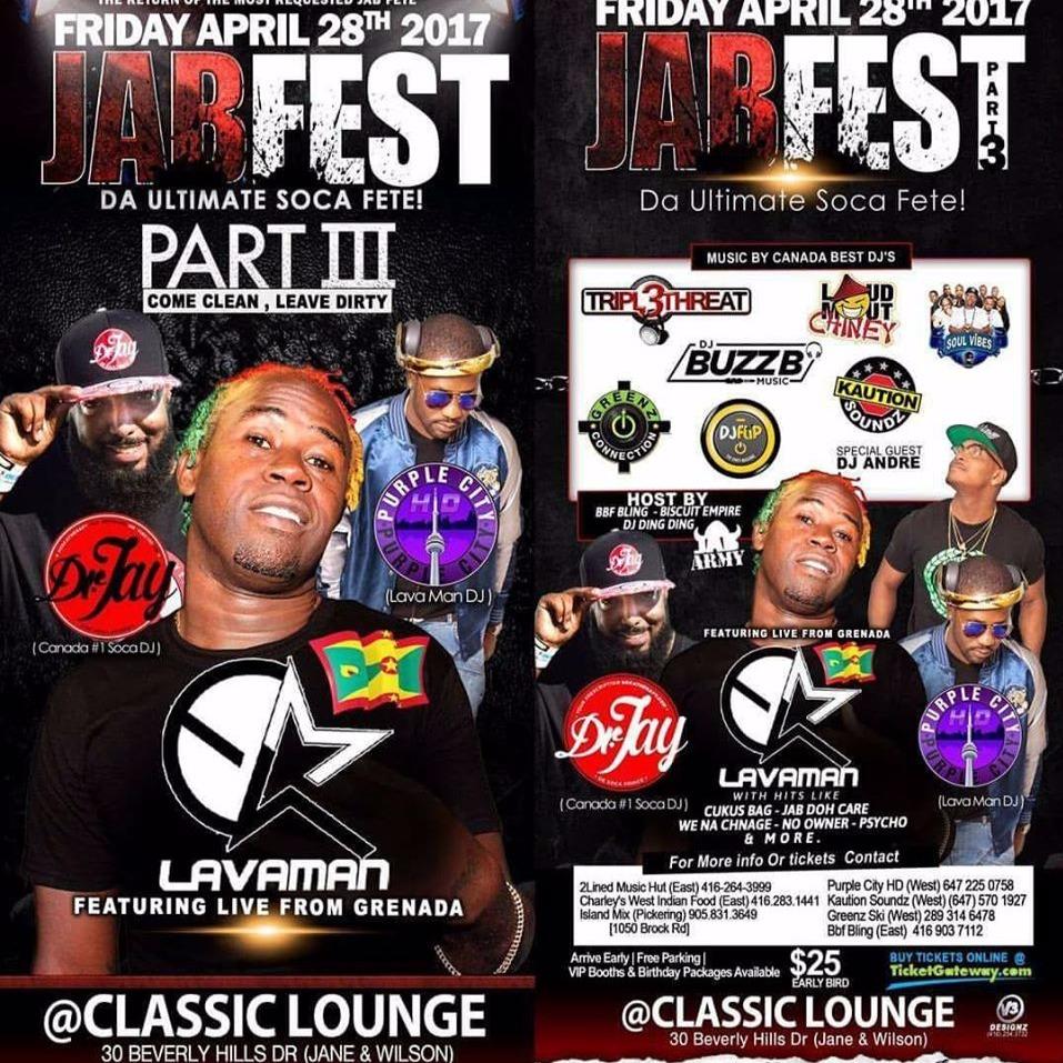 JAB Fest 3