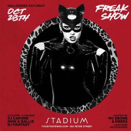 STADIUM SATURDAYS - FREAKSHOW