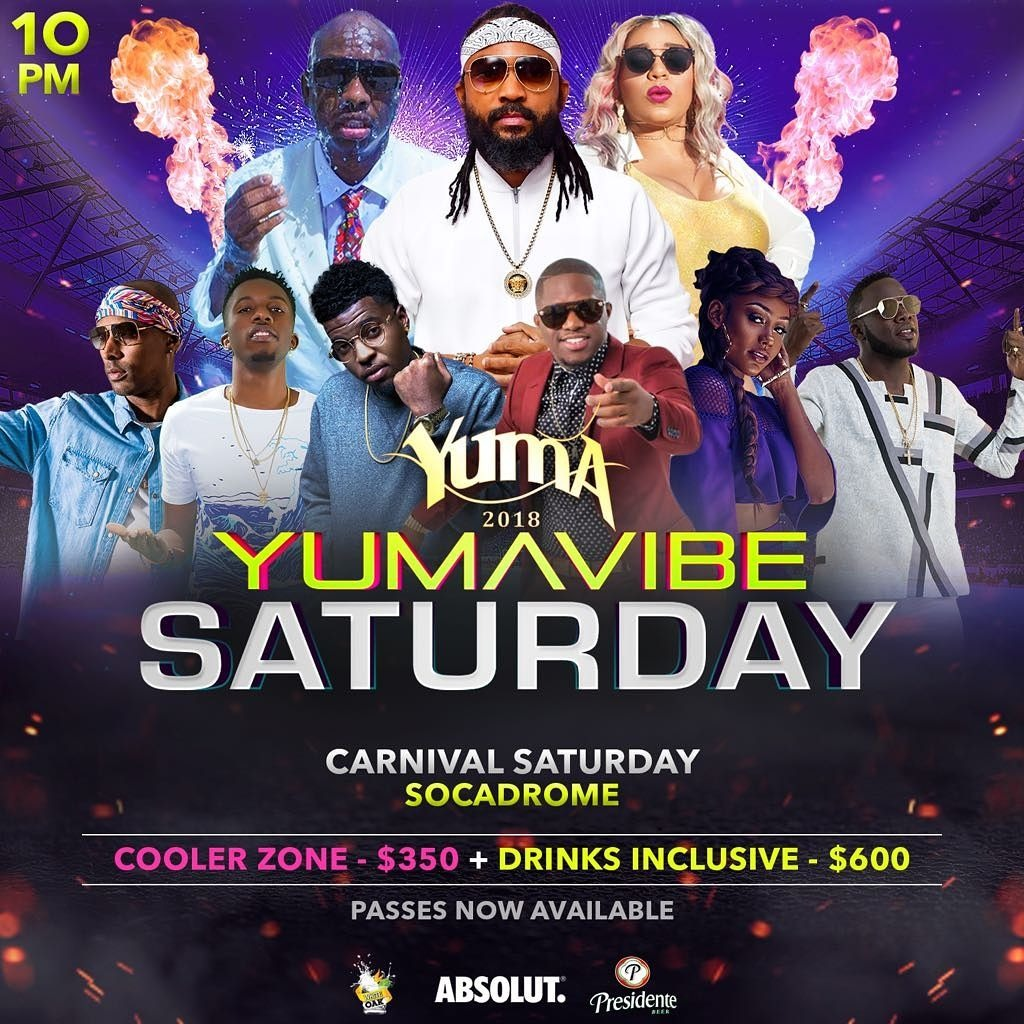 YUMA Vibe Saturday