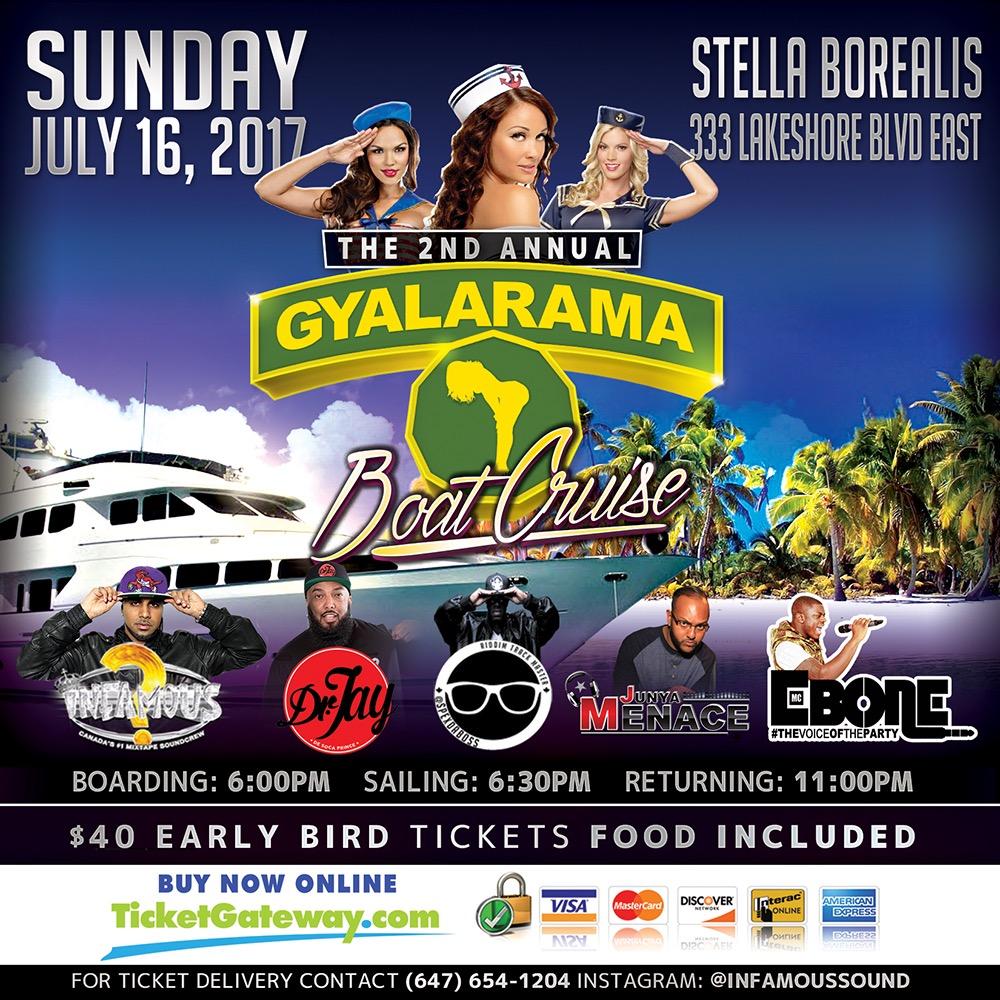 Gyalarama Boat Cruise 2