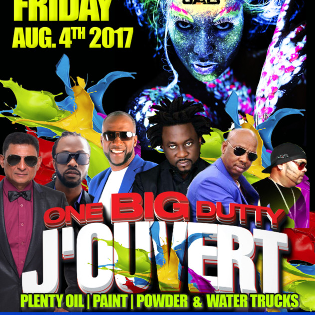 ONE BIG DUTTY J'OUVERT 2017
