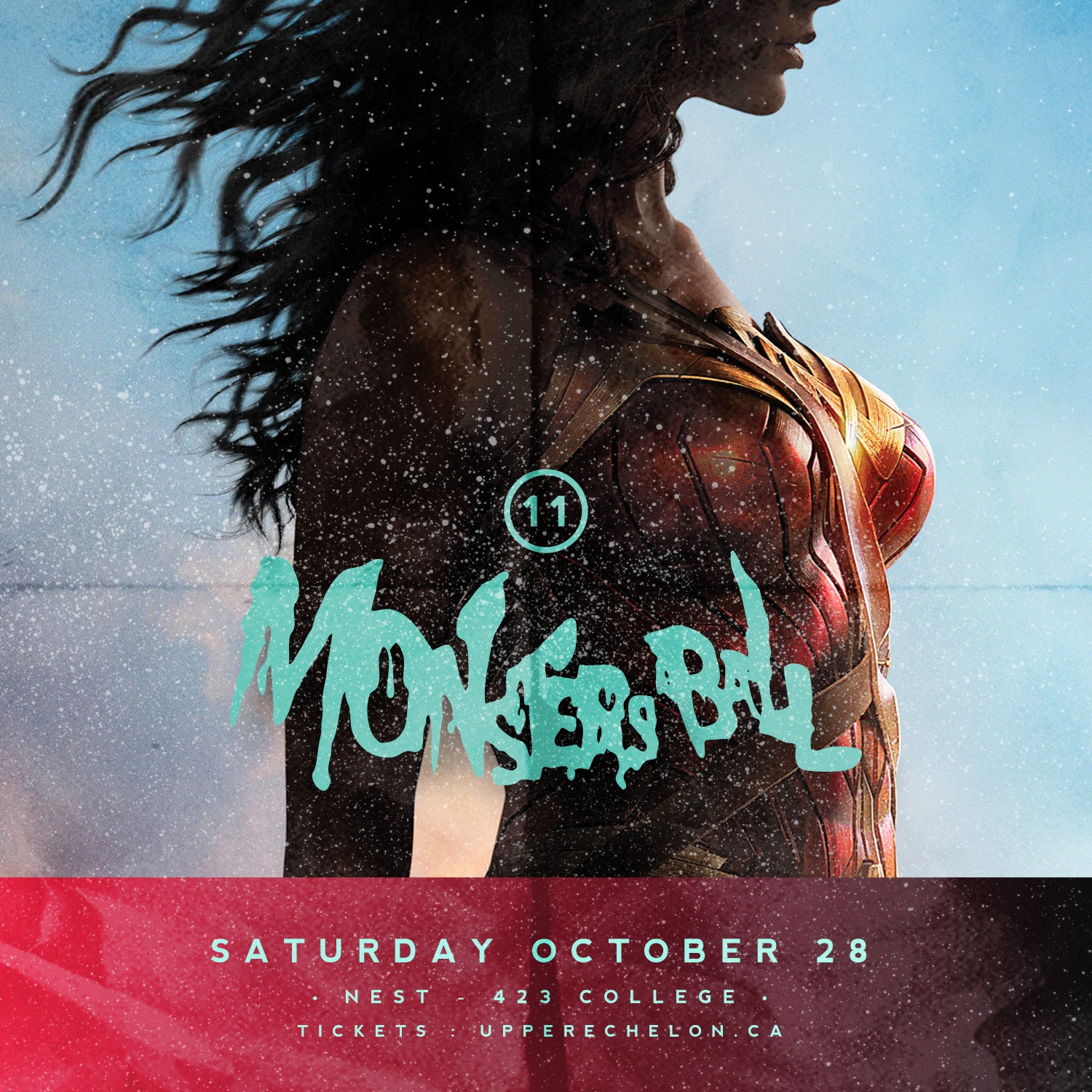 MONSTERS BALL 11 | Sold Out - Limited Door Tix