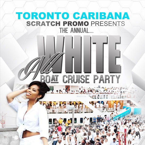 The Annual ALL WHITE BOAT CRUISE PARTY