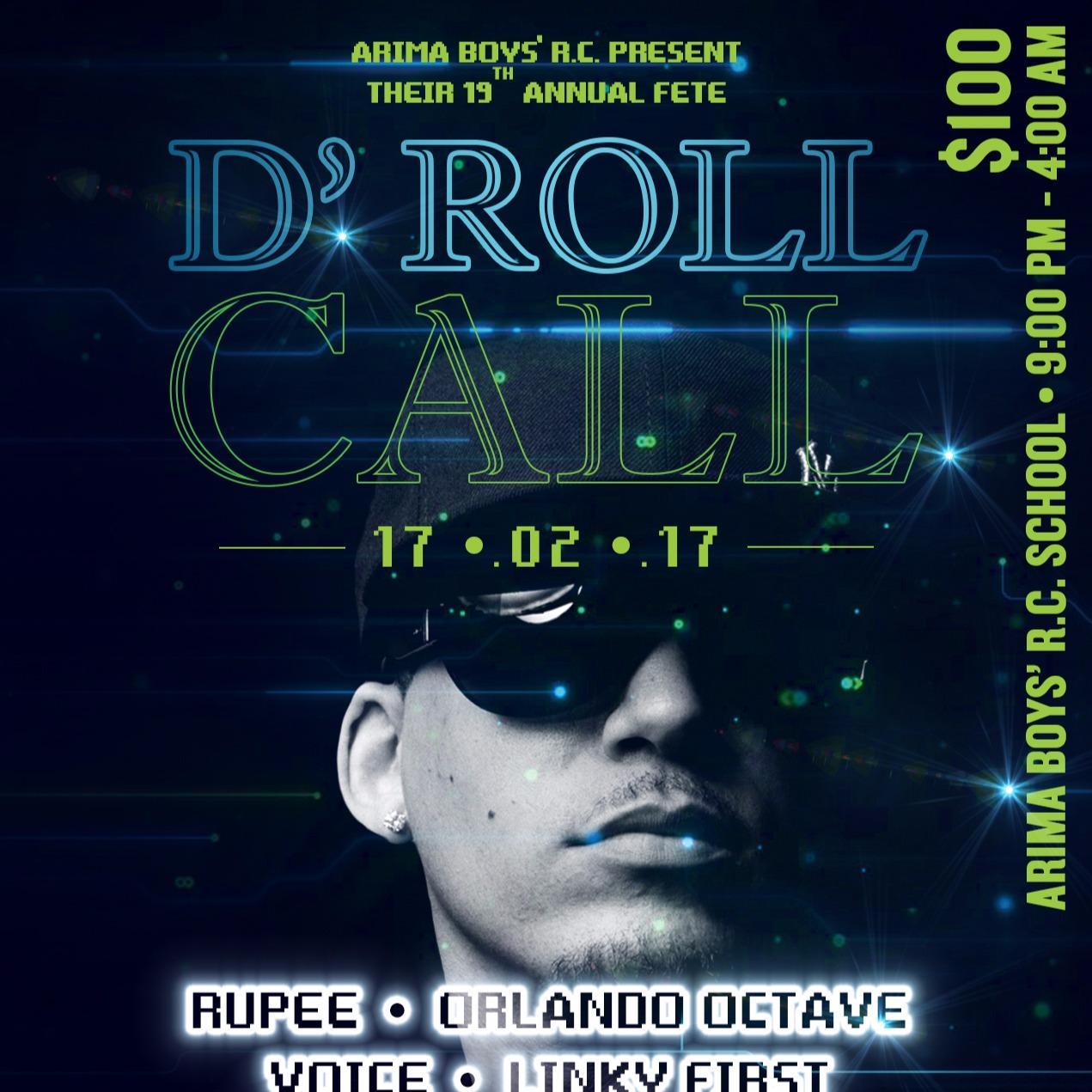 D' ROLL CALL  2017