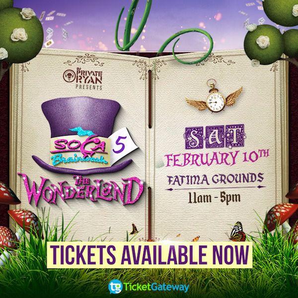 Soca Brainwash 5 - The Wonderland