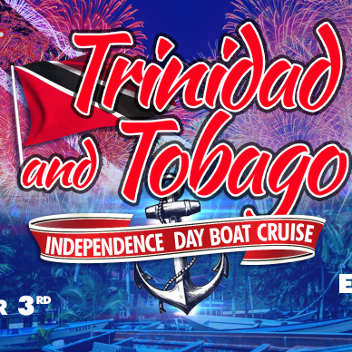 Trinidad and Tobago Independence Day Boatride