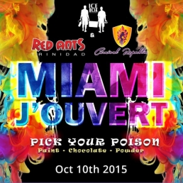 Red Ants & Ice Box Miami J'Ouvert