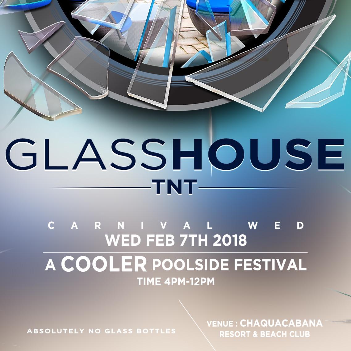 GlassHouse Cooler Fete