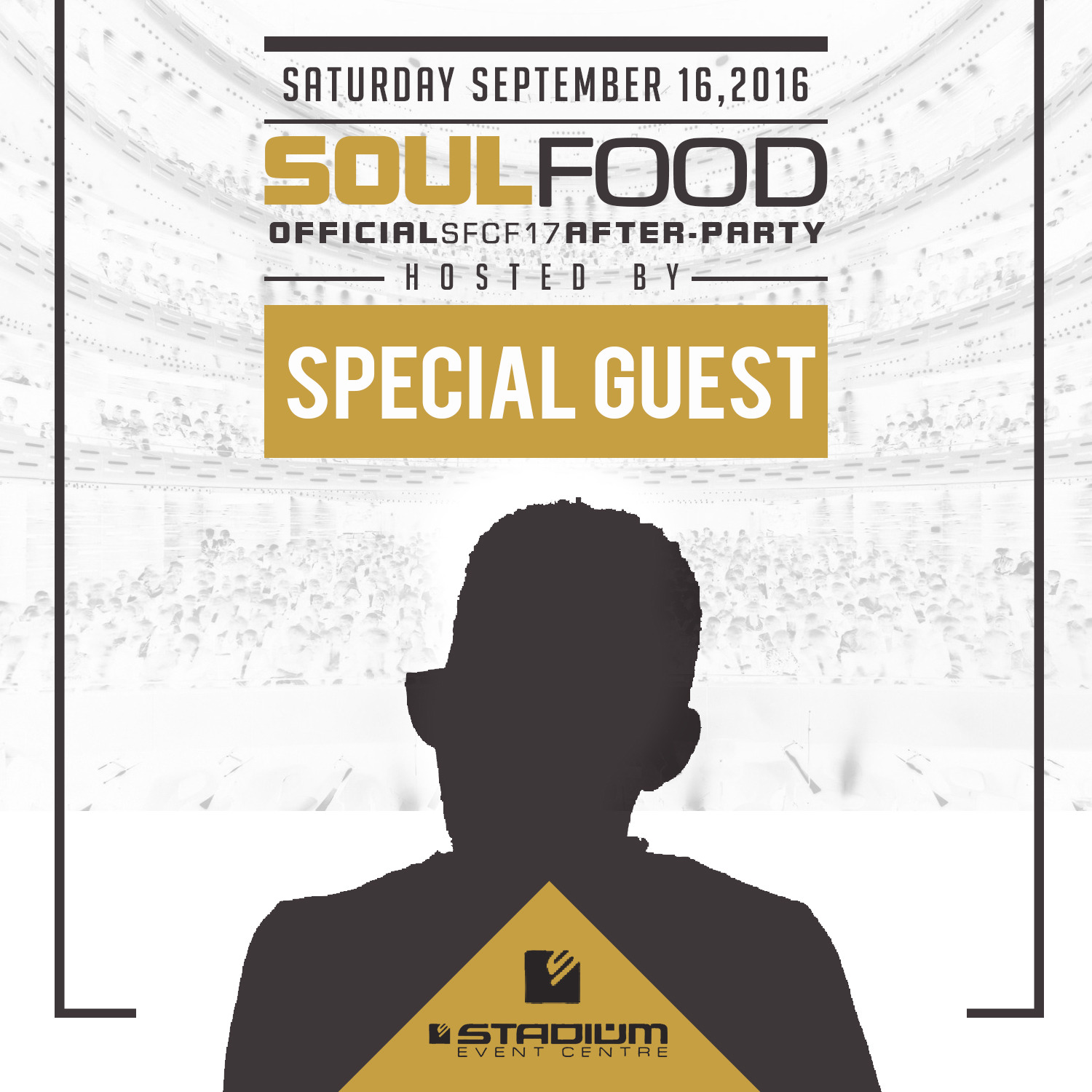 JUICE Comedy presents Soul Food - The Official Comedy Festival Afterparty