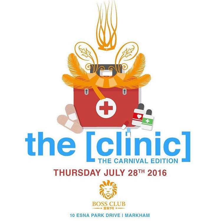 The Clinic Carnival Edition