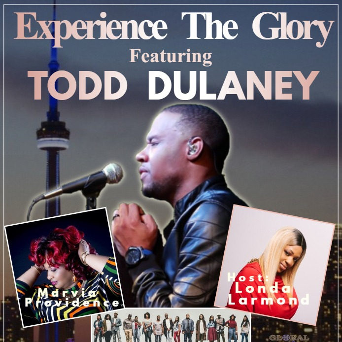 Todd Dulaney In Toronto