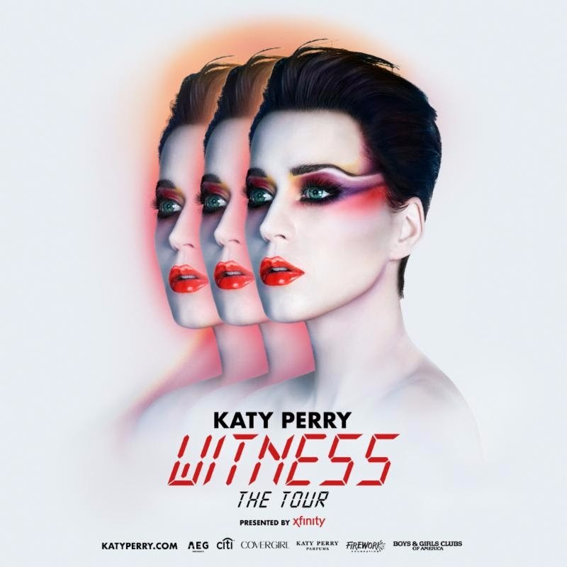 Katy Perry: Witness The Tour at Air Canada Centre