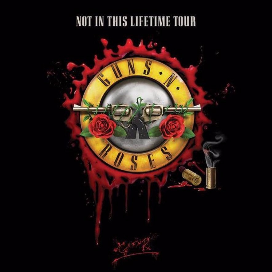 Guns N' Roses: Not In This Lifetime Tour at Air Canada Centre