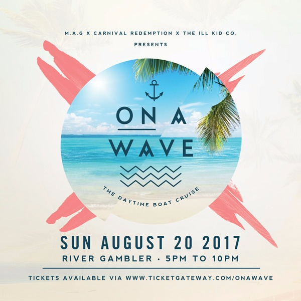 ON A WAVE - THE DAYTIME BOAT CRUISE