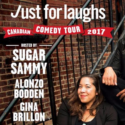 Just For Laughs Canadian Comedy Tour at Massey Hall