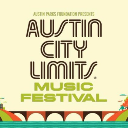 Austin City Limits Festival Weekend | Oct 6-8 & 13-15