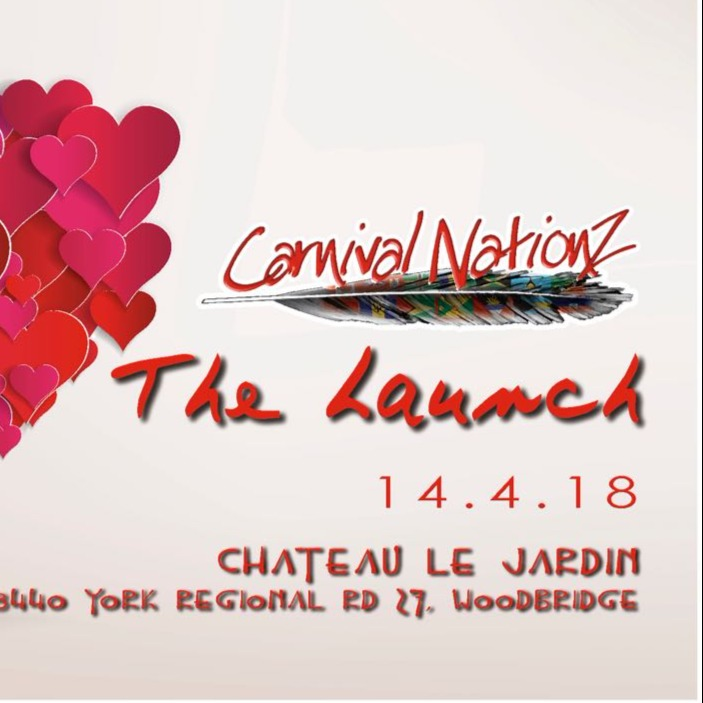 Carnival Nationz - The Launch 2018