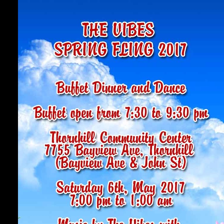 THE VIBES SPRING FLING 2017