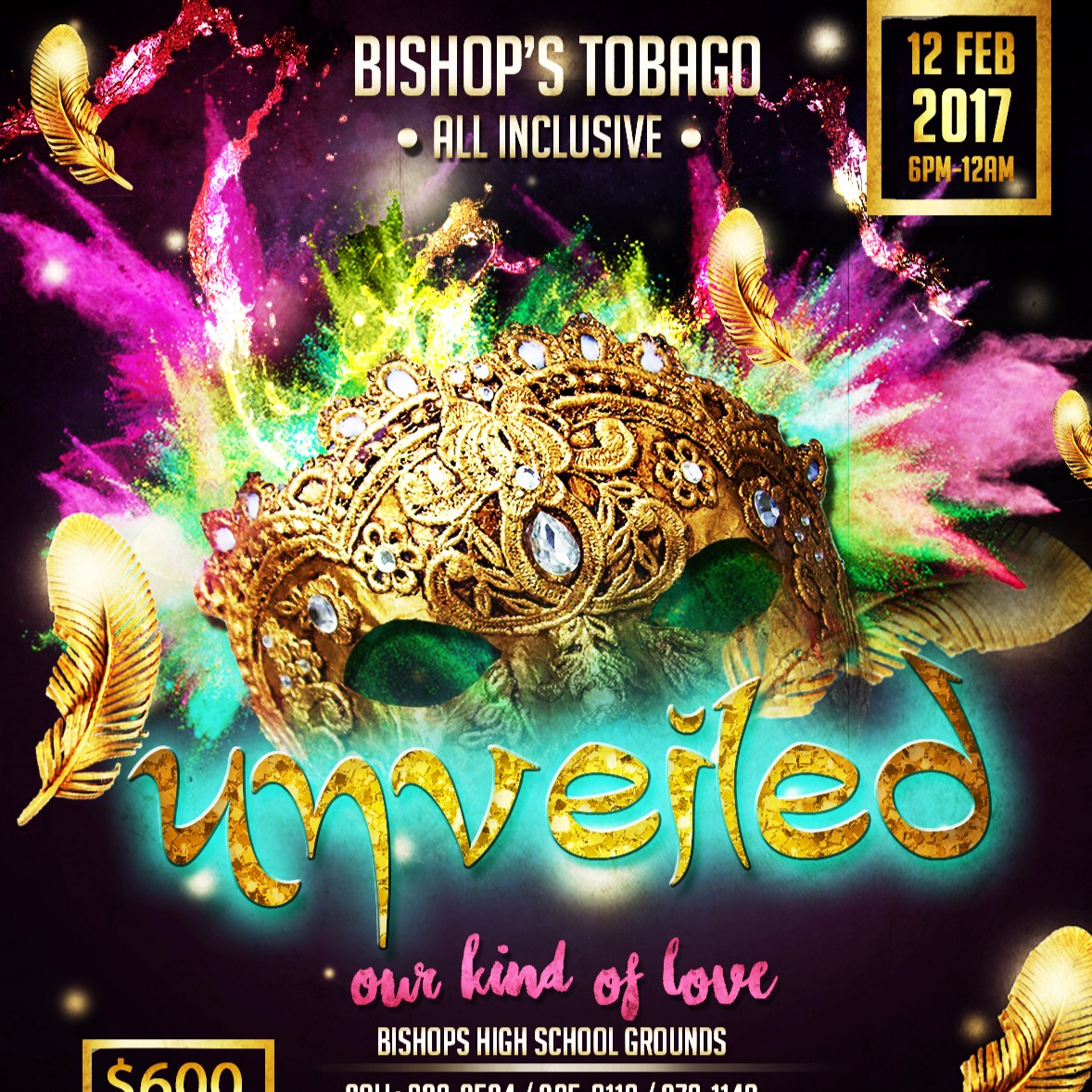 Bishop's Tobago All Inclusive - Unveiled