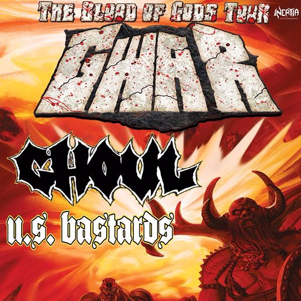 GWAR at The Opera House