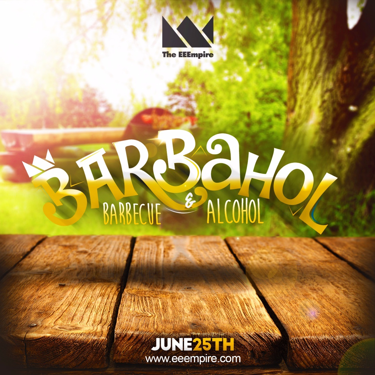 BARBAHOL - BARBECUE AND ALCOHOL