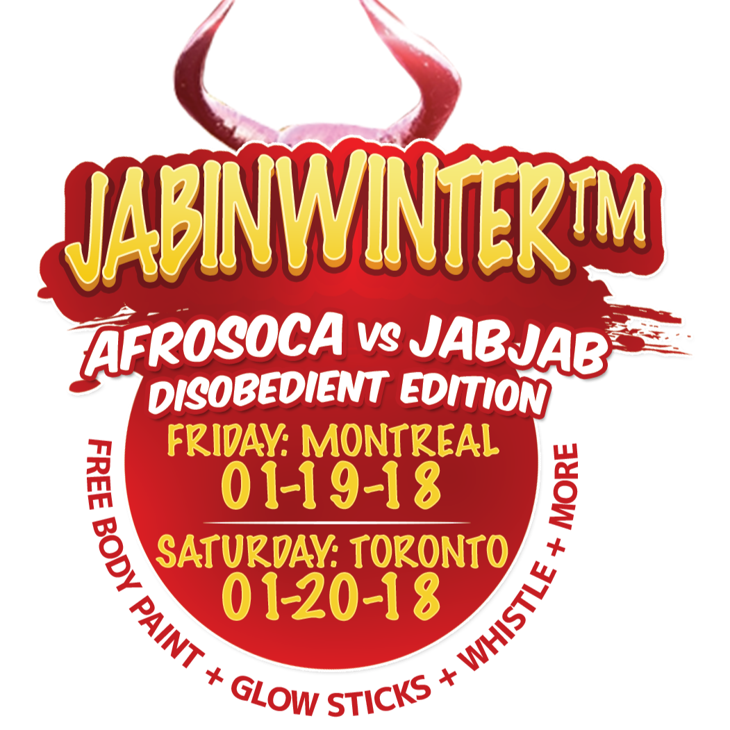 Jab In Winter Montreal Edition