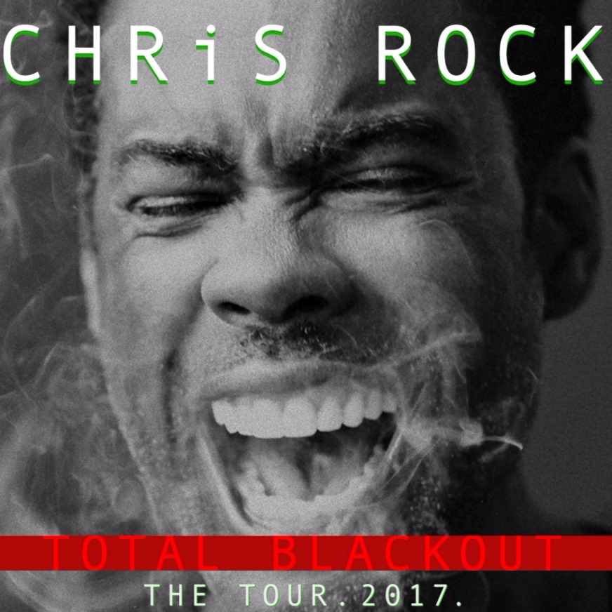 Chris Rock - Total Blackout Tour at Air Canada Centre