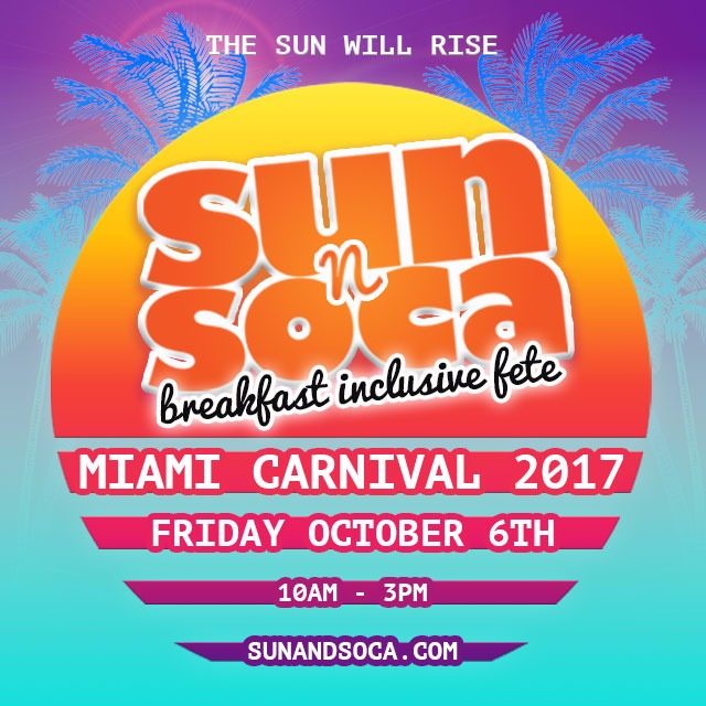 Sun N Soca: Breakfast Inclusive