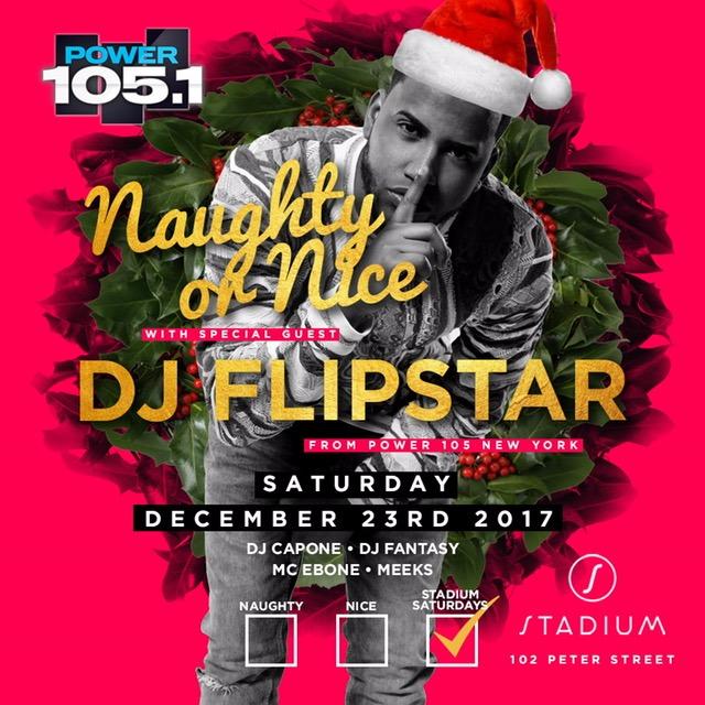 DJ FLIPSTAR LIVE FROM NEW YORK CITY!