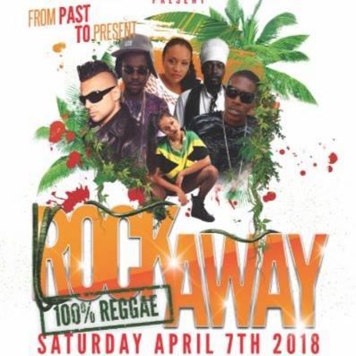 Rockaway -100% Reggae All Night !