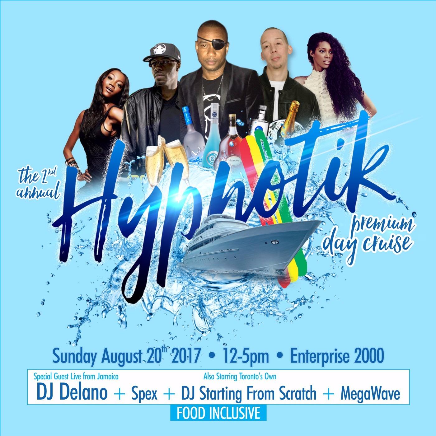 Hypnotik | Premium Day Cruise