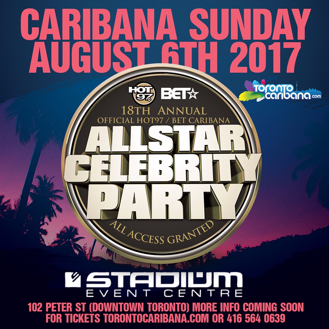 18th ANNUAL HOT 97 BET ALLSTAR CELEBRITY PARTY