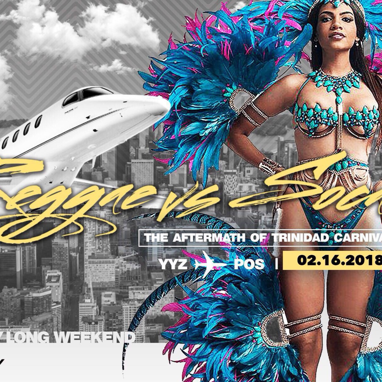 Reggae Vs Soca - The Aftermath Of Trinidad Carnival | 02.16.18